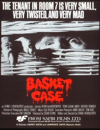 The Films Of Frank Henenlotter : Basket Case | Trash Film Guru