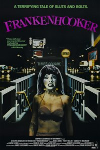 """Frankenhooker"" movie poster"