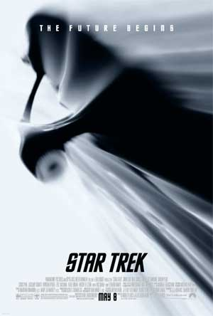 """Star Trek"" Movie Poster"