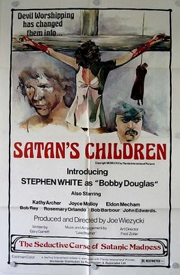 "Original Movie Poster For ""Satan's Children"""