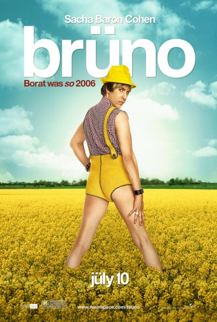 """Bruno"" Movie Poster"