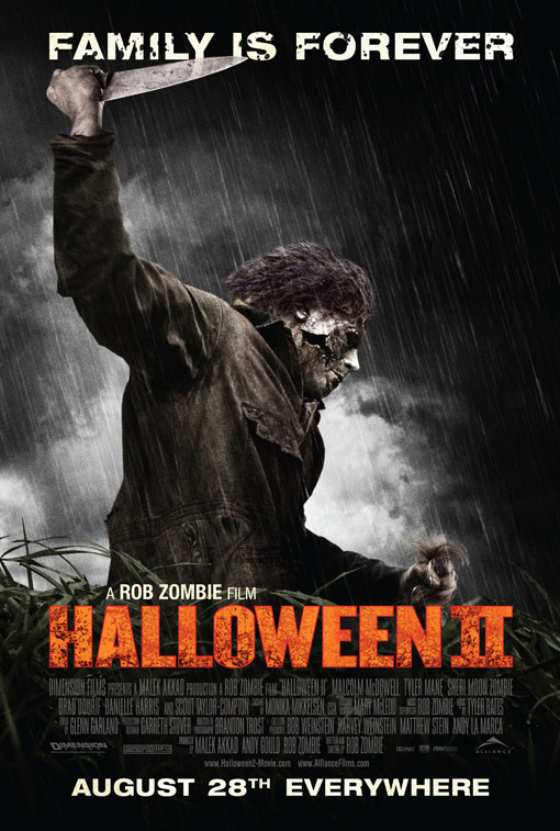 """Halloween II"" Movie Poster"
