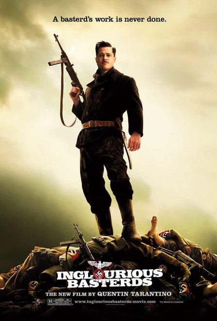 """Inglorious Basterds"" Movie Poster"