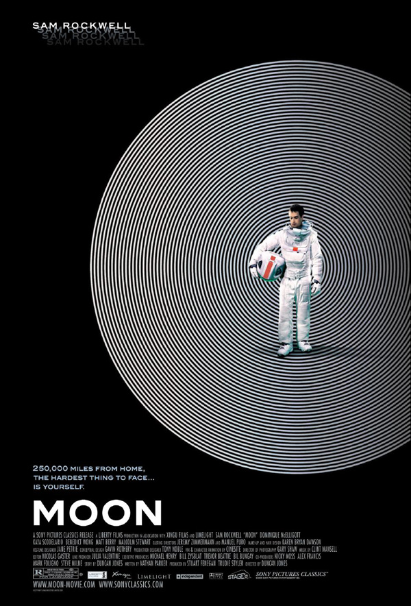 """Moon"" Movie Poster"