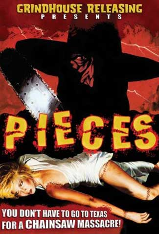 """Pieces"" Double-Disc Set From Grindhouse Releasing"
