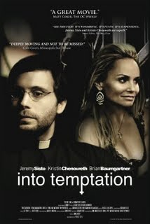 """Into Temptation"" Movie Poster"