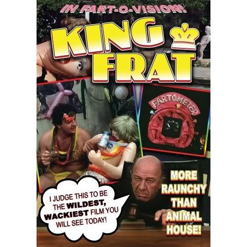 King Frat DVD