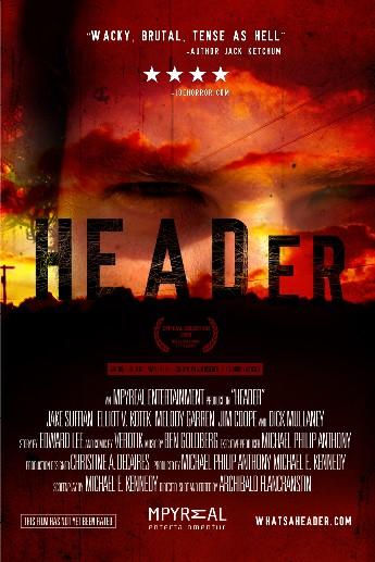 """Header"" Movie Poster"
