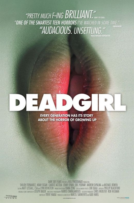 """Deadgirl"" Movie Poster"
