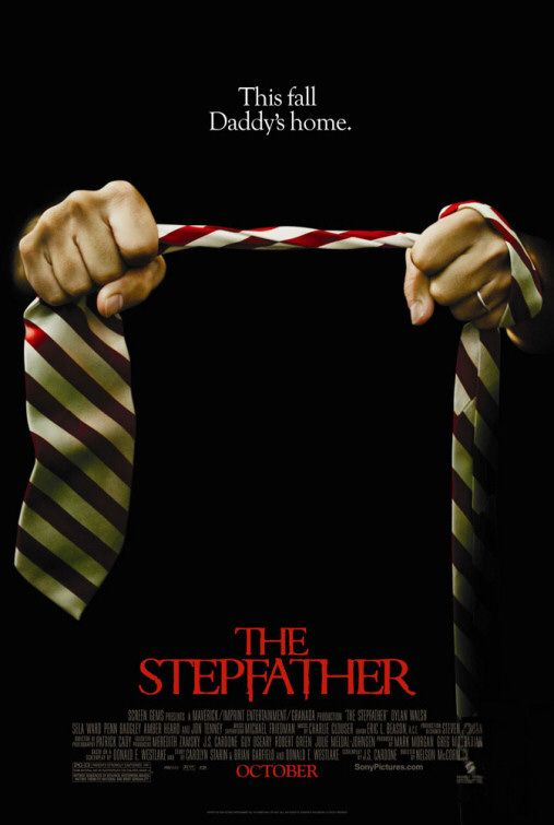"""The Stepfather"" Movie Poster"