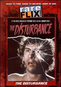 """The Disturbance"" DVD Cover"