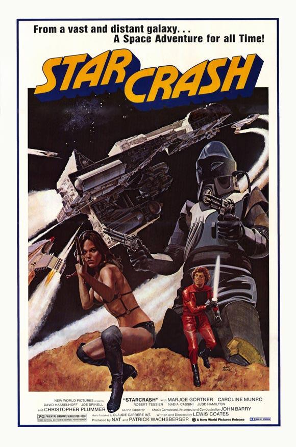 "Grindhouse Classics : ""Starcrash"" (A K A  ""The Adventures Of"