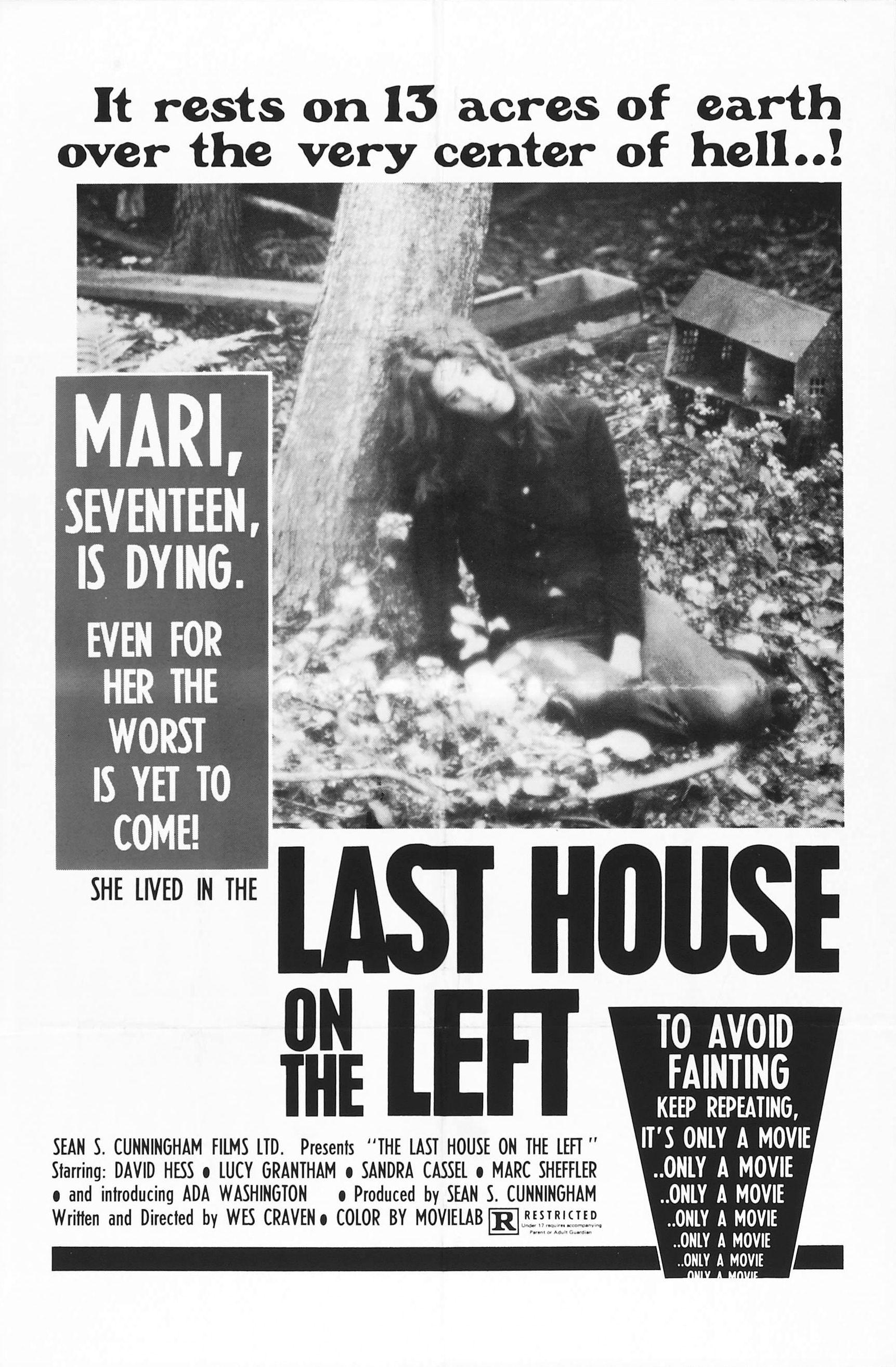 Halloween Horrors The Last House The Left