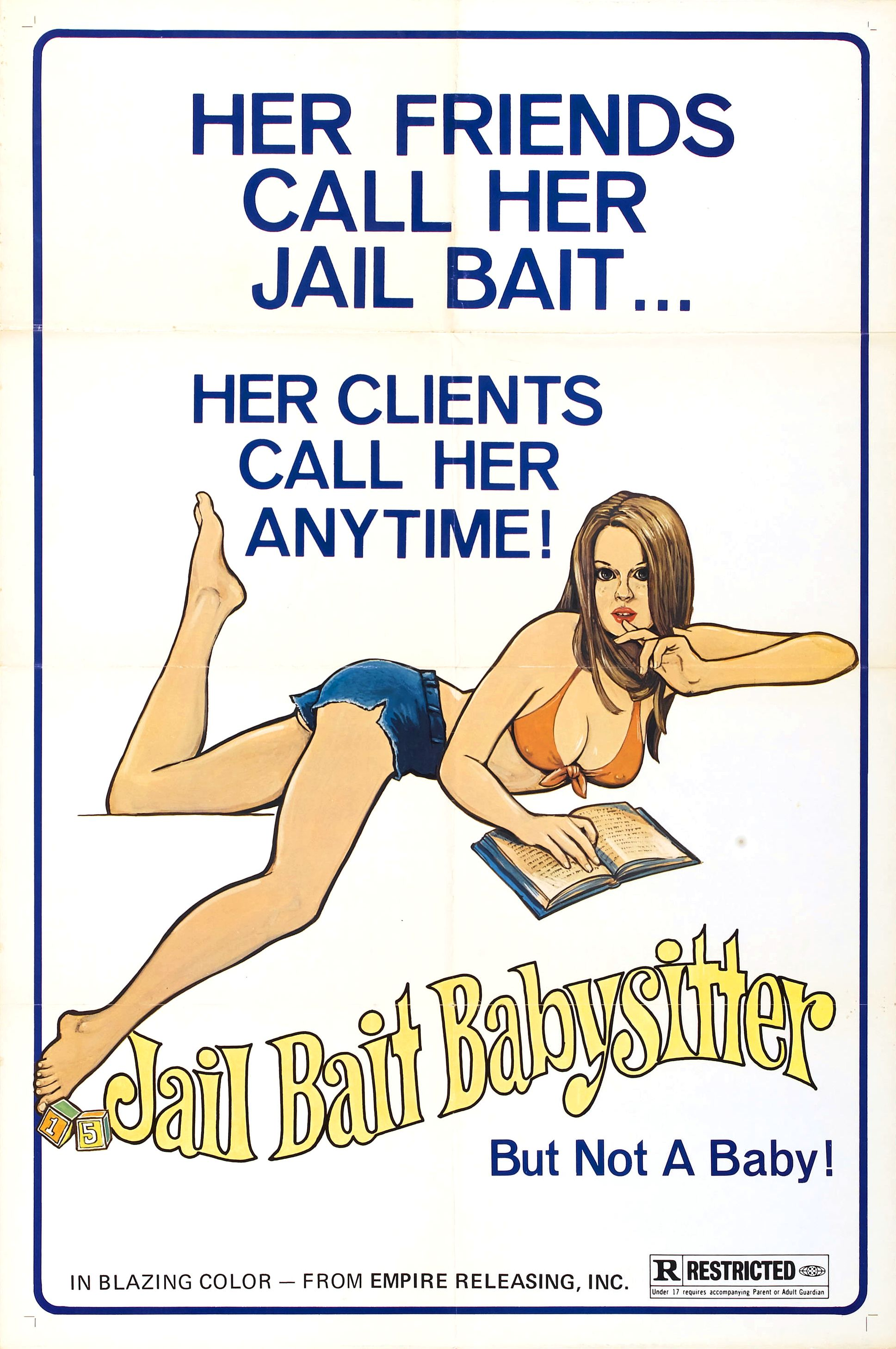 grindhouse classics jailbait babysitter trash film guru can