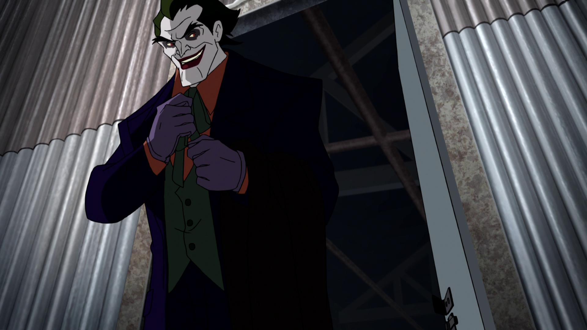 Animation Sidebar Batman Under The Red Hood Trash Film Guru
