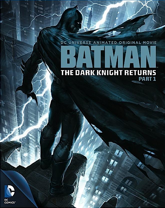 Amazon.com: Dark Knight Returns Part 1 [DVD]: …
