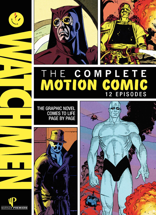 watchmen-motion-comics-2-disc