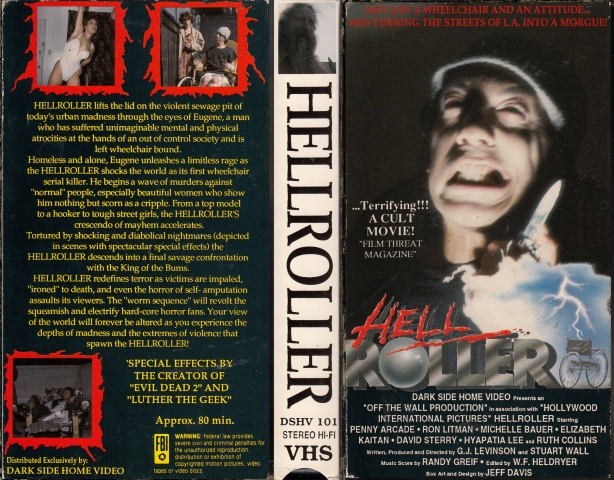 HELL-ROLLER