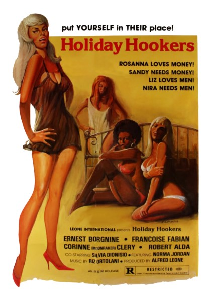 holiday hookers poster3