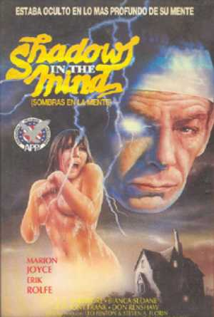 shadows in the mind spanish poster
