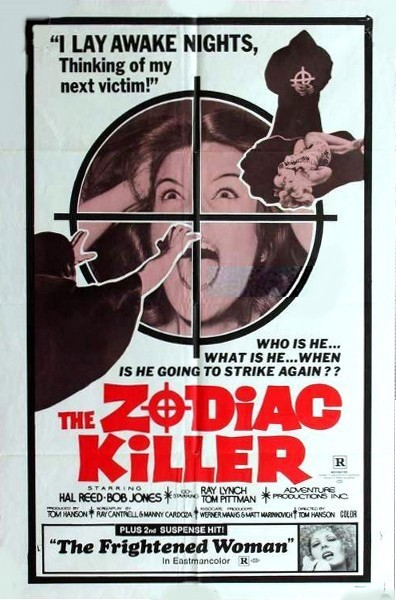 The Zodiac Killer (1971) by Tom Hanson The-zodiac-killer-combo-one-sheet-1971