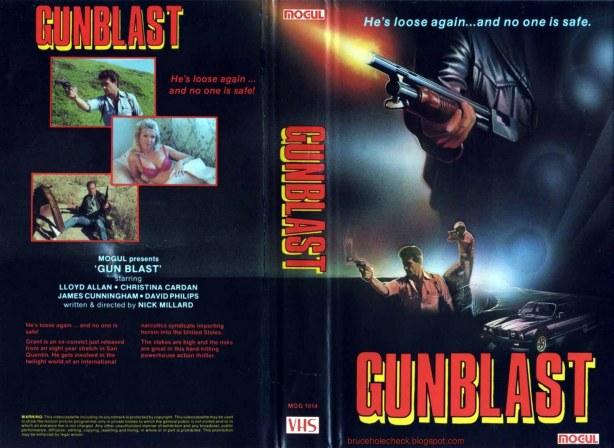 Gunblast VHS008