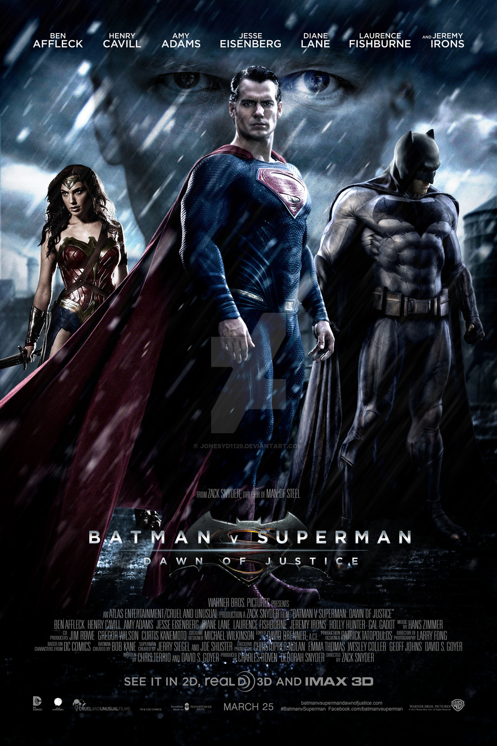 Batman v superman dawn of justice is a perfect 10 on - Super batman movie ...