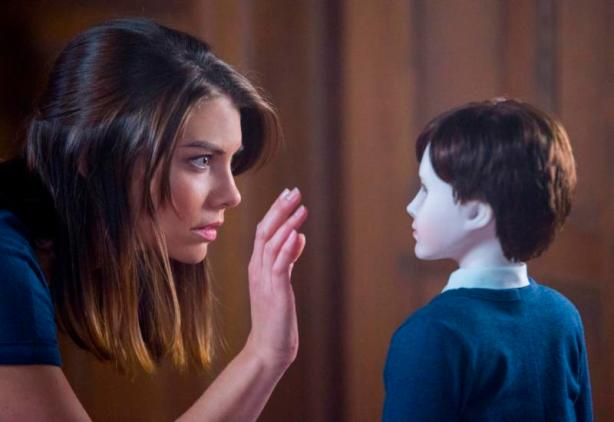 "Lauren Cohan stars in a scene from the movie ""The Boy."" The Catholic News Service classification is A-III -- adults. The Motion Picture Association of America rating is PG-13 -- parents strongly cautioned. Some material may be inappropriate for children under 13. (CNS photo/STX Productions) See MOVIE-REVIEW-THE-BOY Jan. 22, 2016."