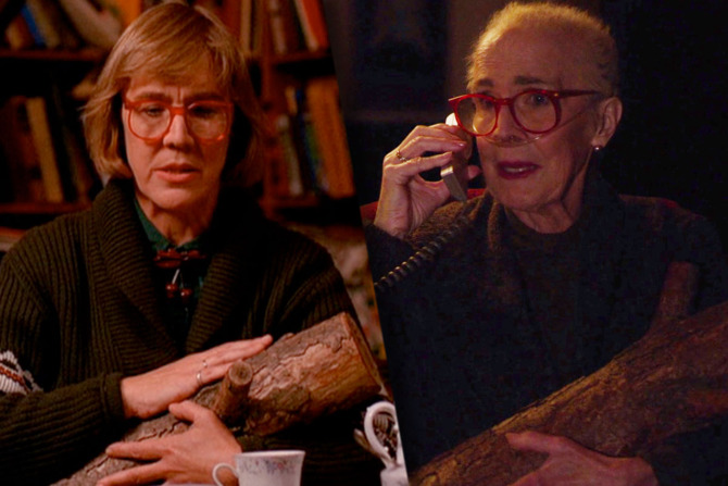 Image result for twin peaks log lady 2017